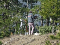 Working in the field_5